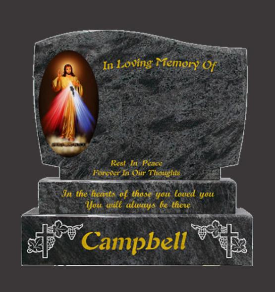 Bespoke Memorials Gallery  class=