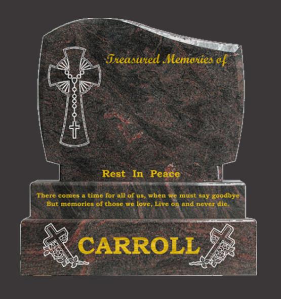Headstones Memorials  class=