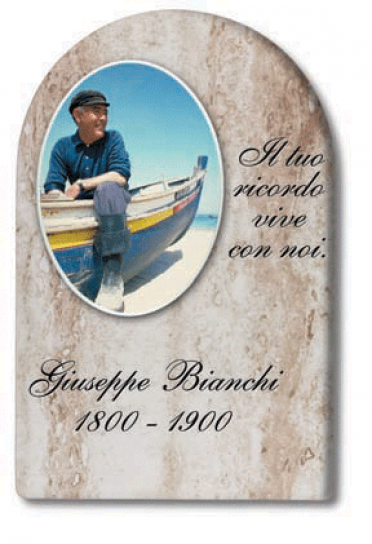PERSONALIZED PHOTO CERAMIC TO PLAQUES GALLERY