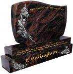 beautiful are the memories of o callaghan granite memorials cavan ireland