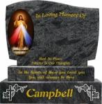 DEVINE MERCY OF JESUS CAMPBELL MEMORIALS